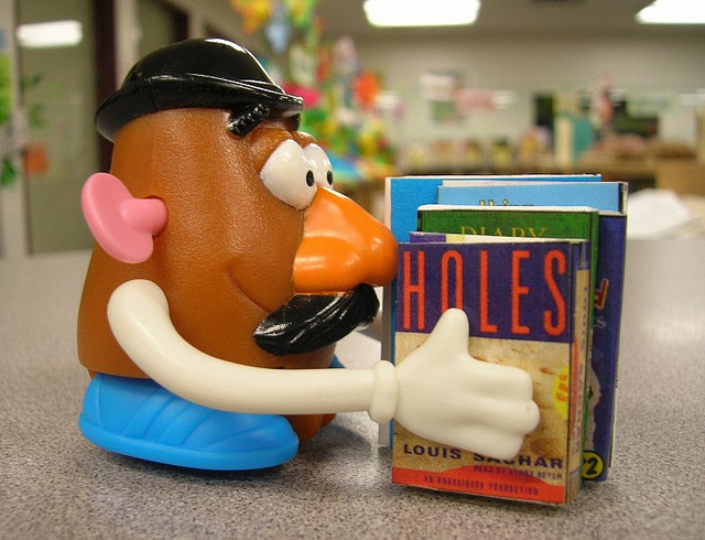 Facebook potato Mr. Potato Head