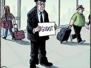 Waiting for Godot comic