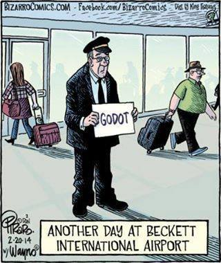 Waiting for Godot comic